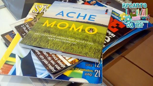 Ache Momo Andrew Knapp Editora Intrínseca
