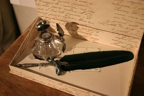 KALIGRAFIA-sztuka pięknego pisania