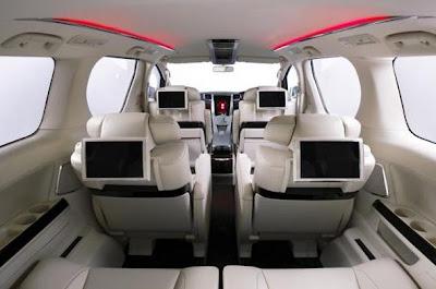 Spesifikasi dan Harga Toyota Alphard