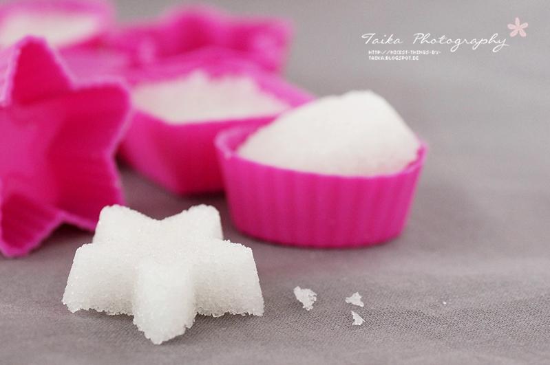 Würfelzucker selber machen DIY Zuckerwürfel