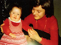 Marie-syster mi og meg jula 1976