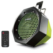 Parlantes Yamaha para tu iPod