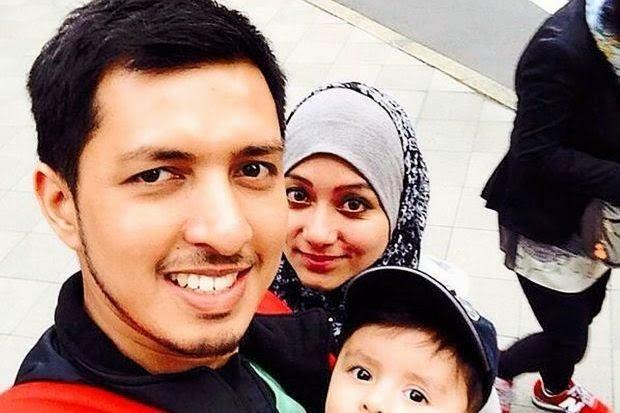 MH17 Kasih Sayang Seorang Ayah Pada Anaknya
