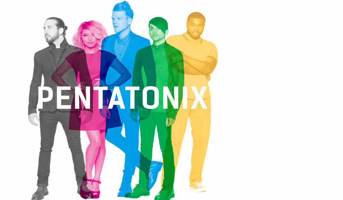 Sing Lyrics - PENTATONIX