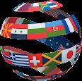 Bandeiras de Países das Américas-Jpg e Gifs
