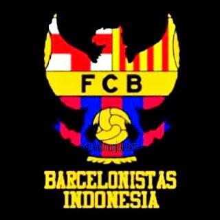 gambar DP BBM logo barcelonistas indonesia