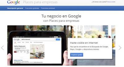 Cómo del de alta tu taller en Google Place