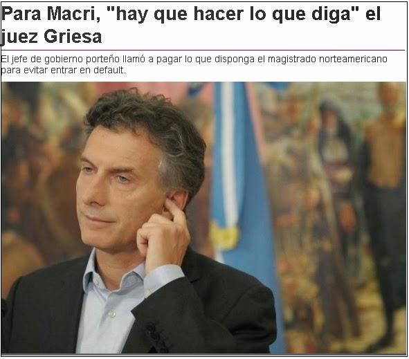 Vamos por el cambio! apoyemos a Macri!