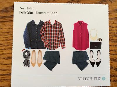 Kelli Slim Bootcut Jean