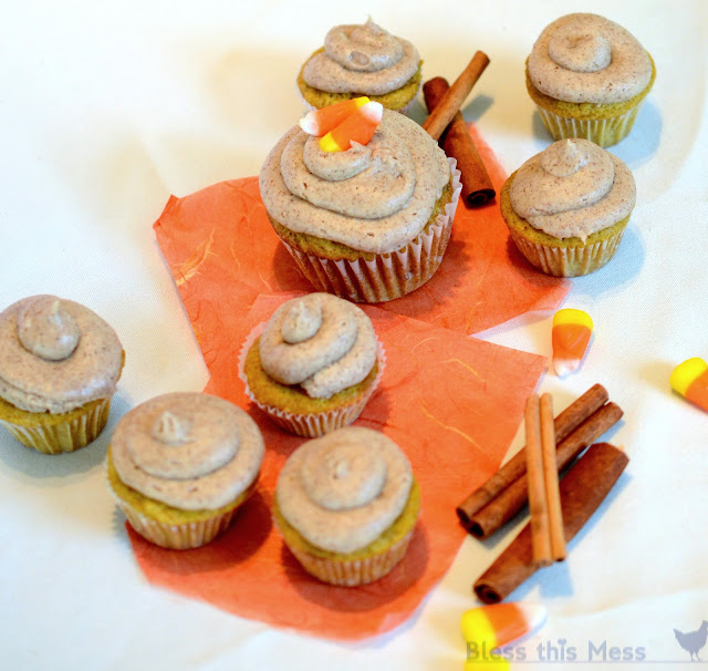 cinnamon icing recipe, cinnamon icing for cupcakes