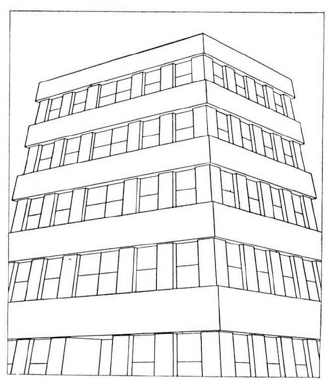 Imagenes De Edificios De Escuelas Para Colorear Imagui