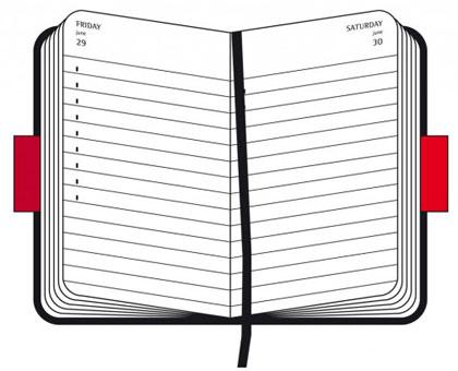 Το ημερολόγιο της ενορίας μας.
