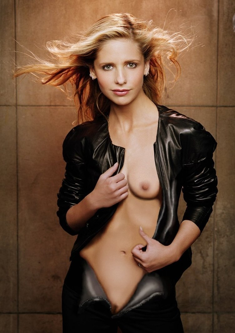 Sexy Sarah Michelle Gellar Hot Photos