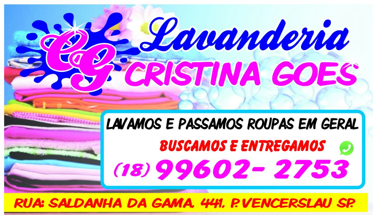 Lavanderia Cristina Goes