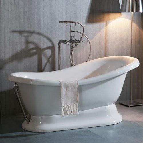 Bathroom ideas for early 1900s for Bathroom designs 1900 s
