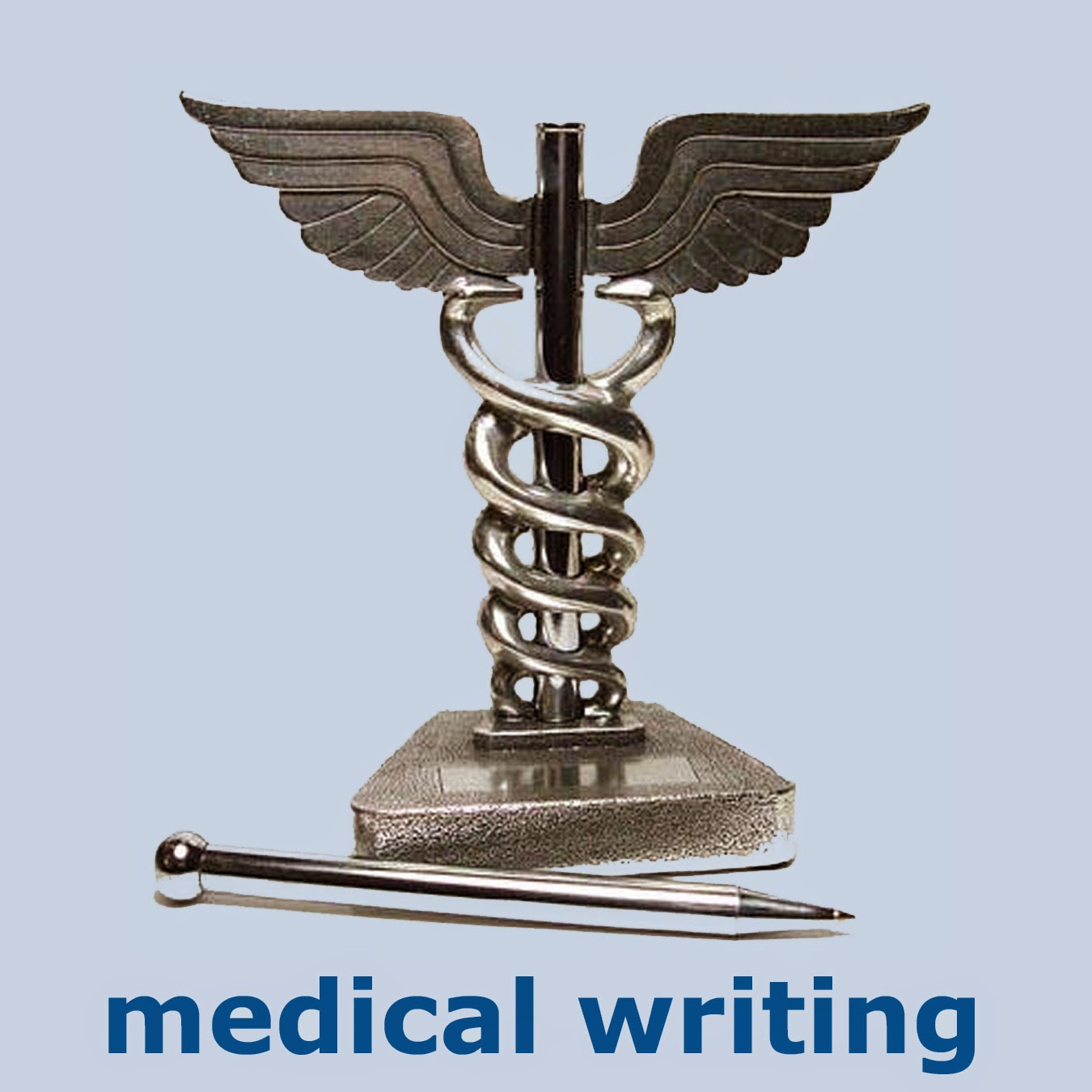 medical writing ad