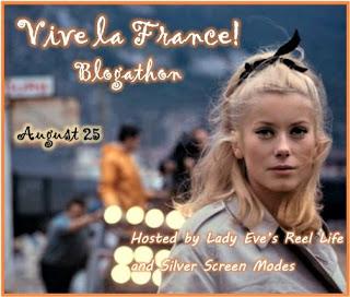 Coming August 25, 2019: The Vive la France! Blogathon