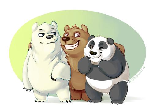 LA CIENCIA DE LA VIDA: Somos osos