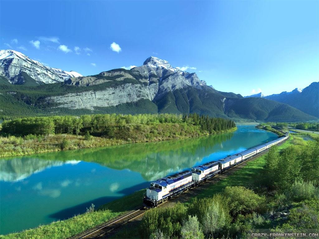 Canadá en tren - Reserve Aquí