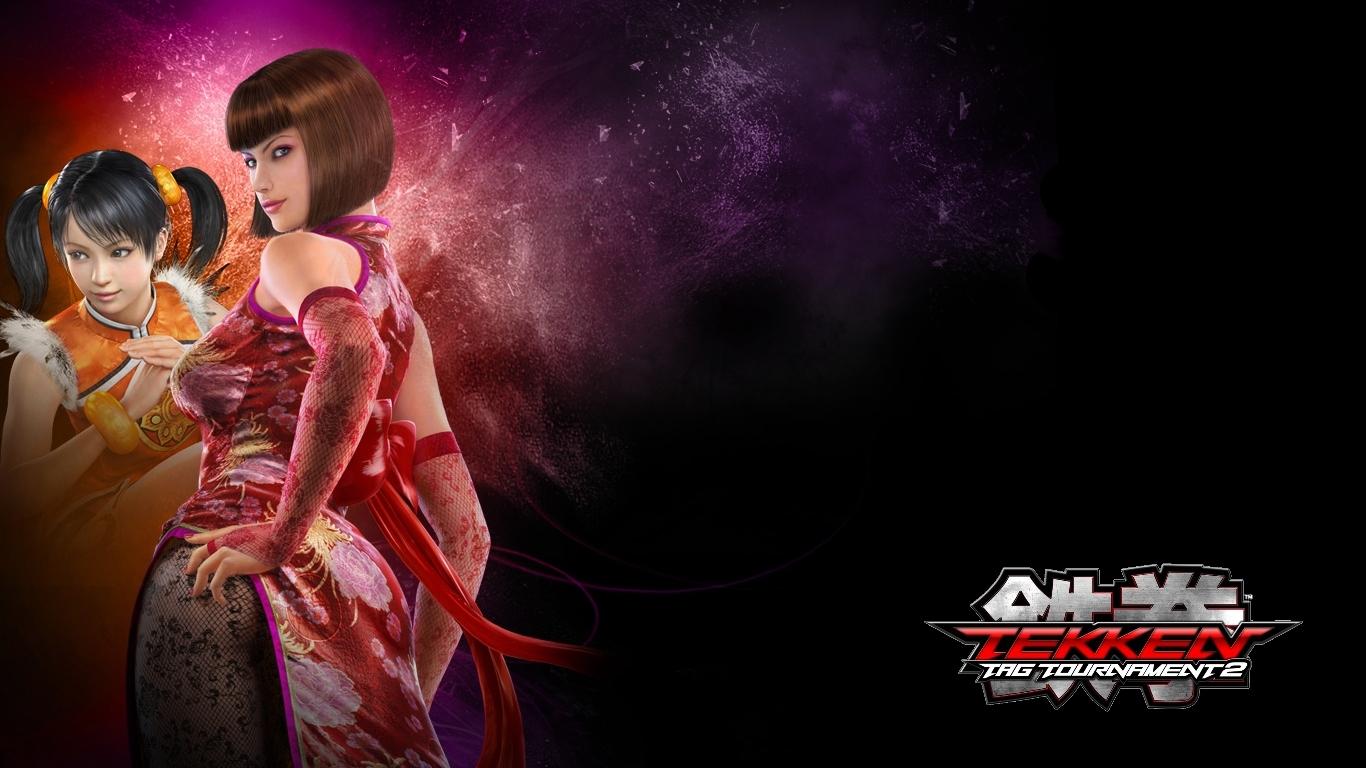 Just Walls: Tekken Tag Tournament 2 Wallpaper
