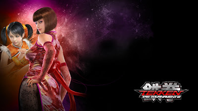Anna Williams Tekken Tag Tournament 2 Wallpaper