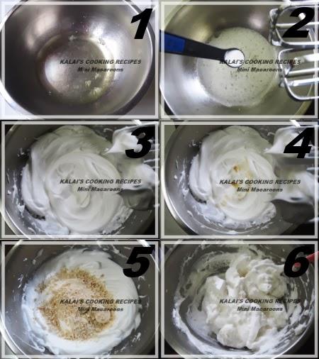 400th POST - MINI MACAROONS | மினி \ குட்டி மக்ரூன்'ஸ் - Tuticorin Special Recipe