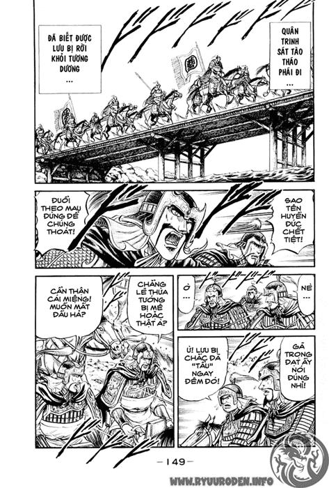 Chú Bé Rồng - Ryuuroden chap 26 - Trang 43