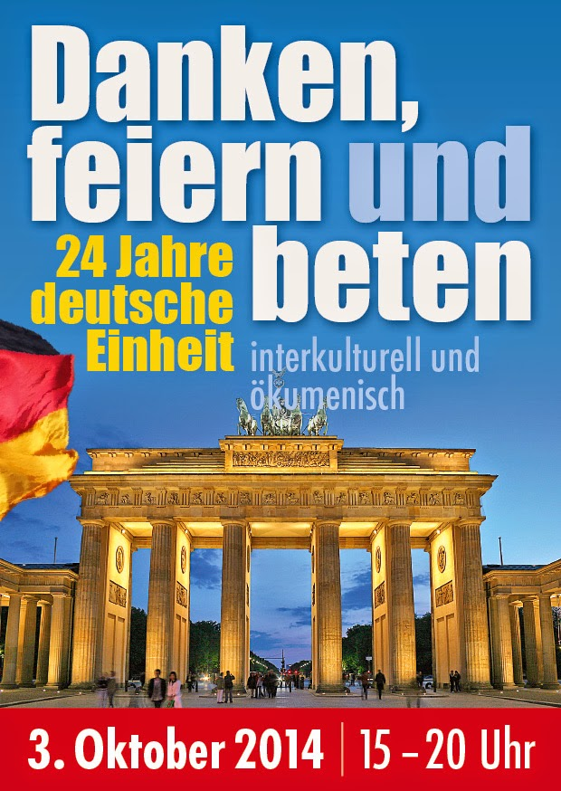 Wunder der Freiheit und Einheit; Photo by Axel Nehlsen