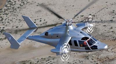 helikopter tercepat di dunia buatan perancis