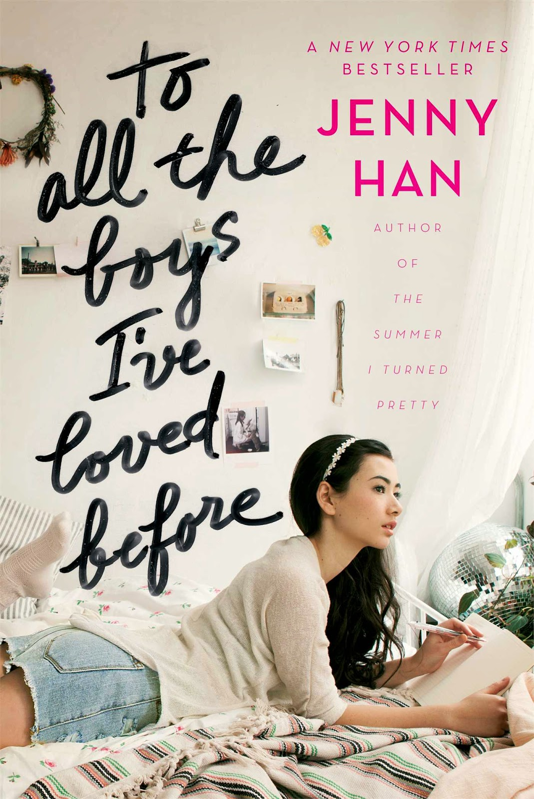 to all the boys i've loved before jenny han ya contemporary romance 2014 book cover large hd