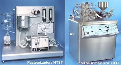 Pasteurizadoras