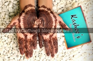 Kashee Bridal Mehndi : Kashee s bridal mehndi designs  luxury by