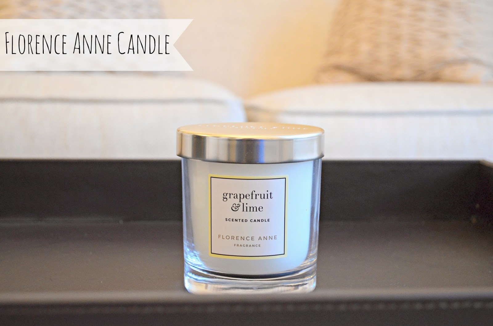 Florence Anne Candles