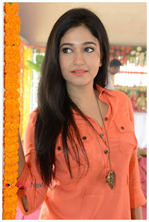 Poonam Bajwa Latest Pictures in Jeans at H Productions No. 6 Movie Launch  0013.jpg