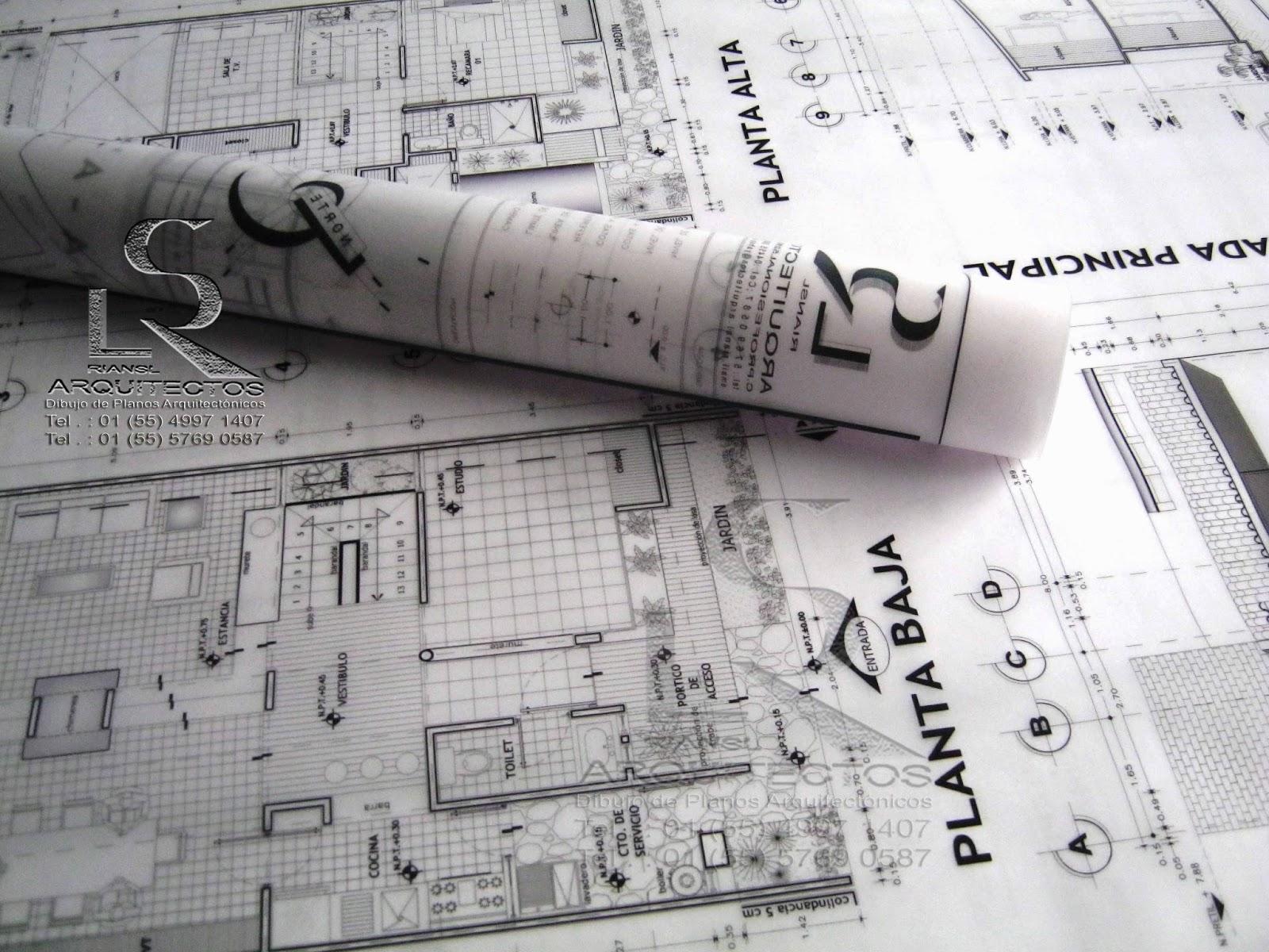 Arq rigoberto s nchez especialista en dibujo de planos for Plano de planta dibujo tecnico