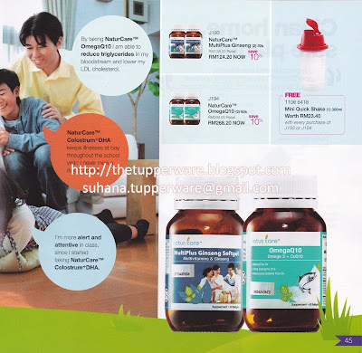 Tupperware Brands Malaysia Online | Catalogue | Collection | Business