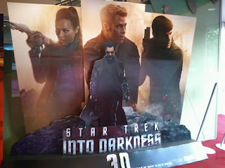 Star Trek Into Darkness 3D at Imax London