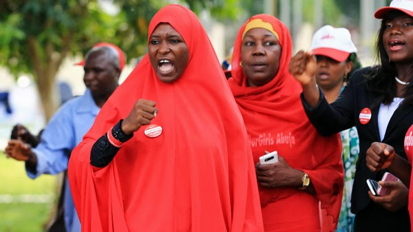 63 Kidnapped girls escape: have more guts than the Nigerian Government