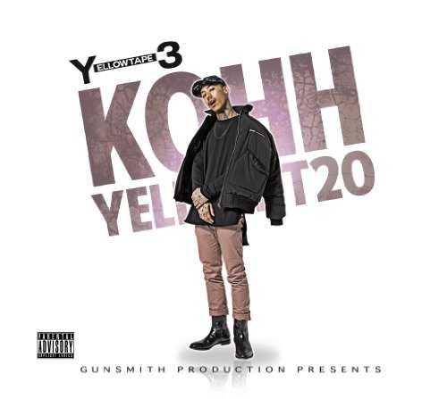 [Album] KOHH – YELLOW T△PE 3 (2015.06.30/MP3/RAR)