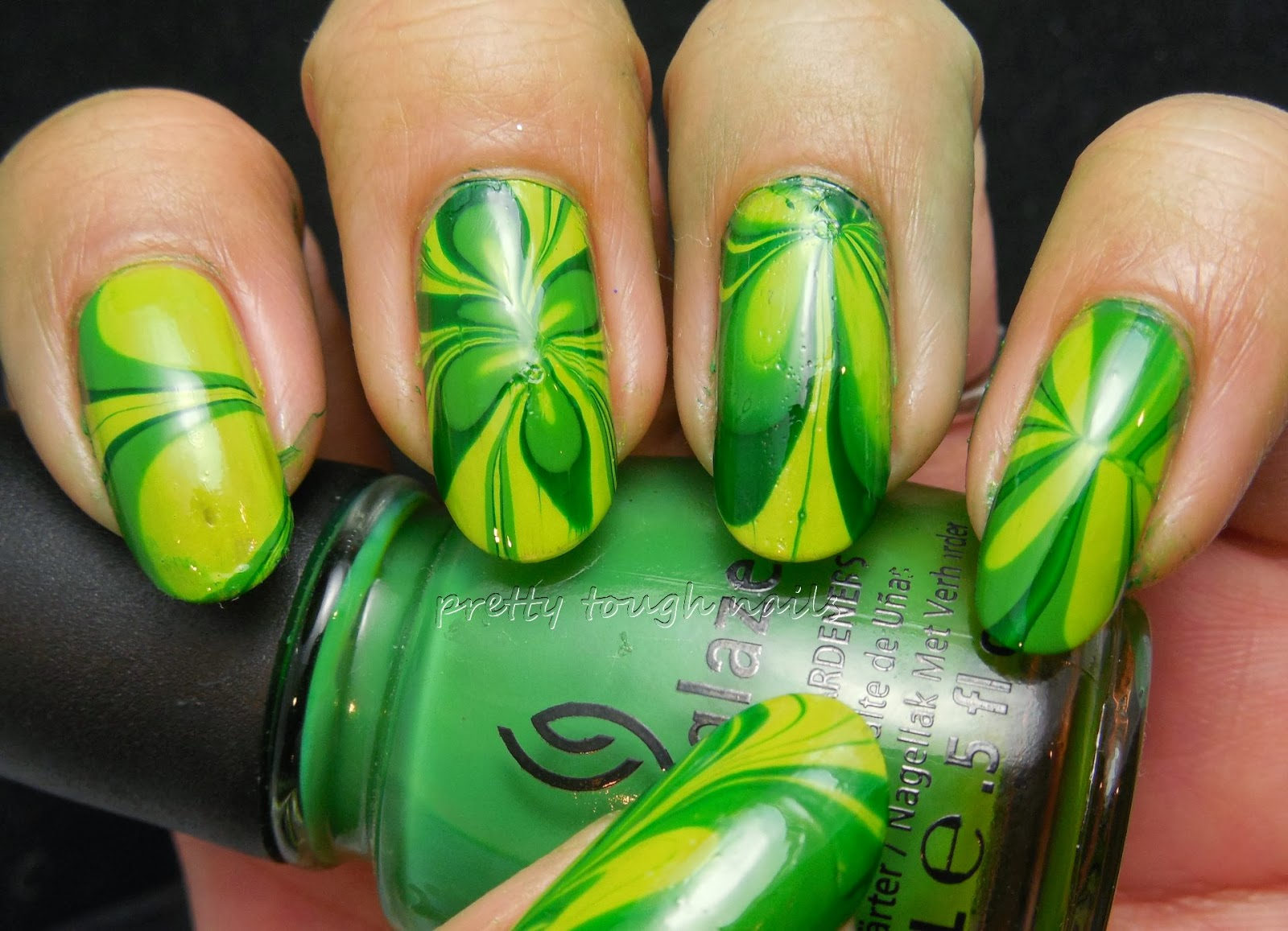 St Patrick's Watermarble