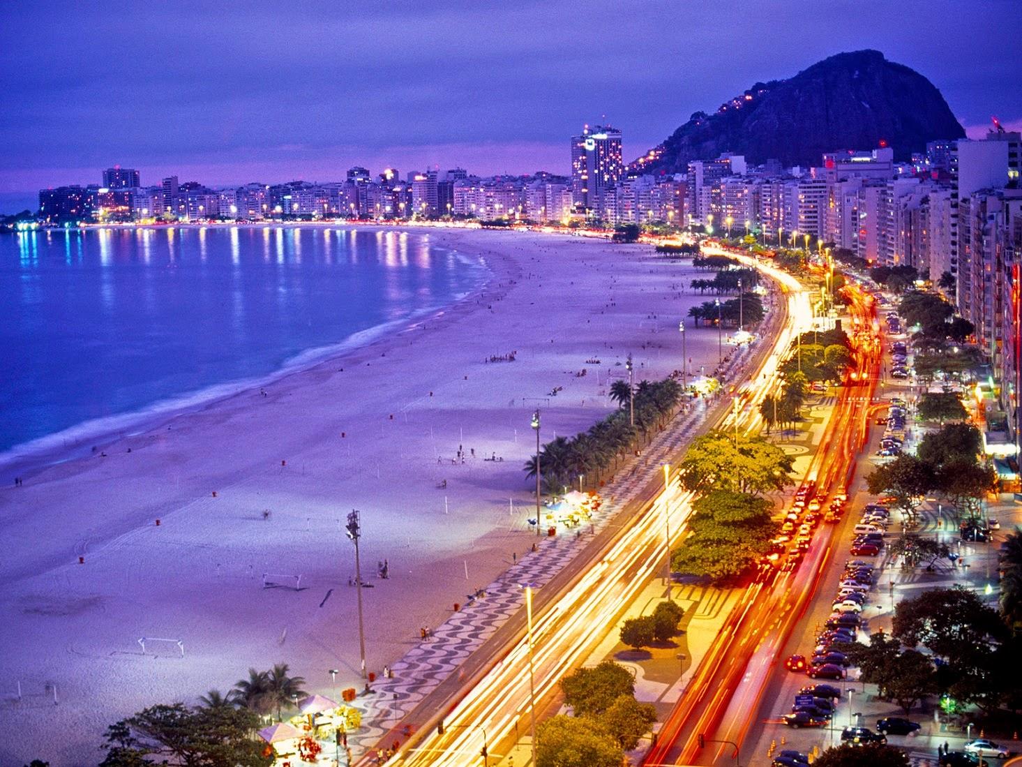 Rio de Janeiro Brazil - Places YOU want to visit