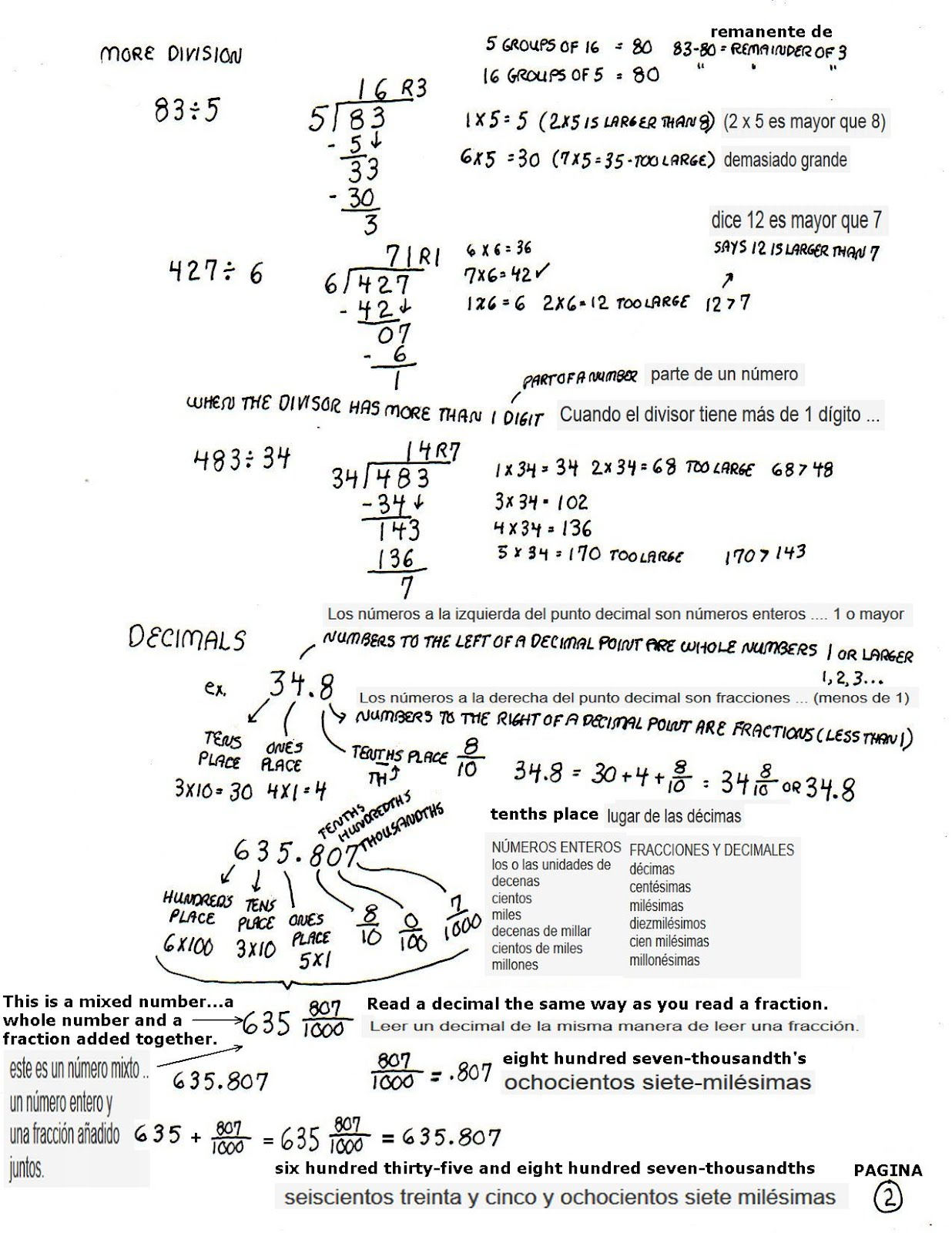 Spanish Math Worksheets simple spanish math worksheets – Math Worksheets in Spanish