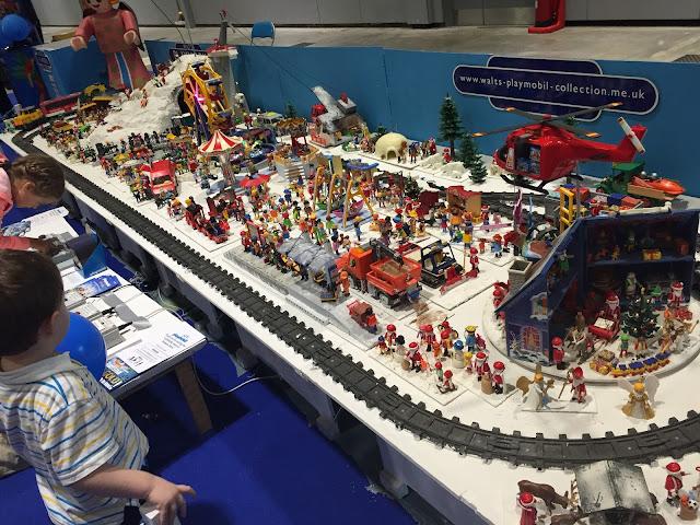 Playmobil Winter Wonderland Display