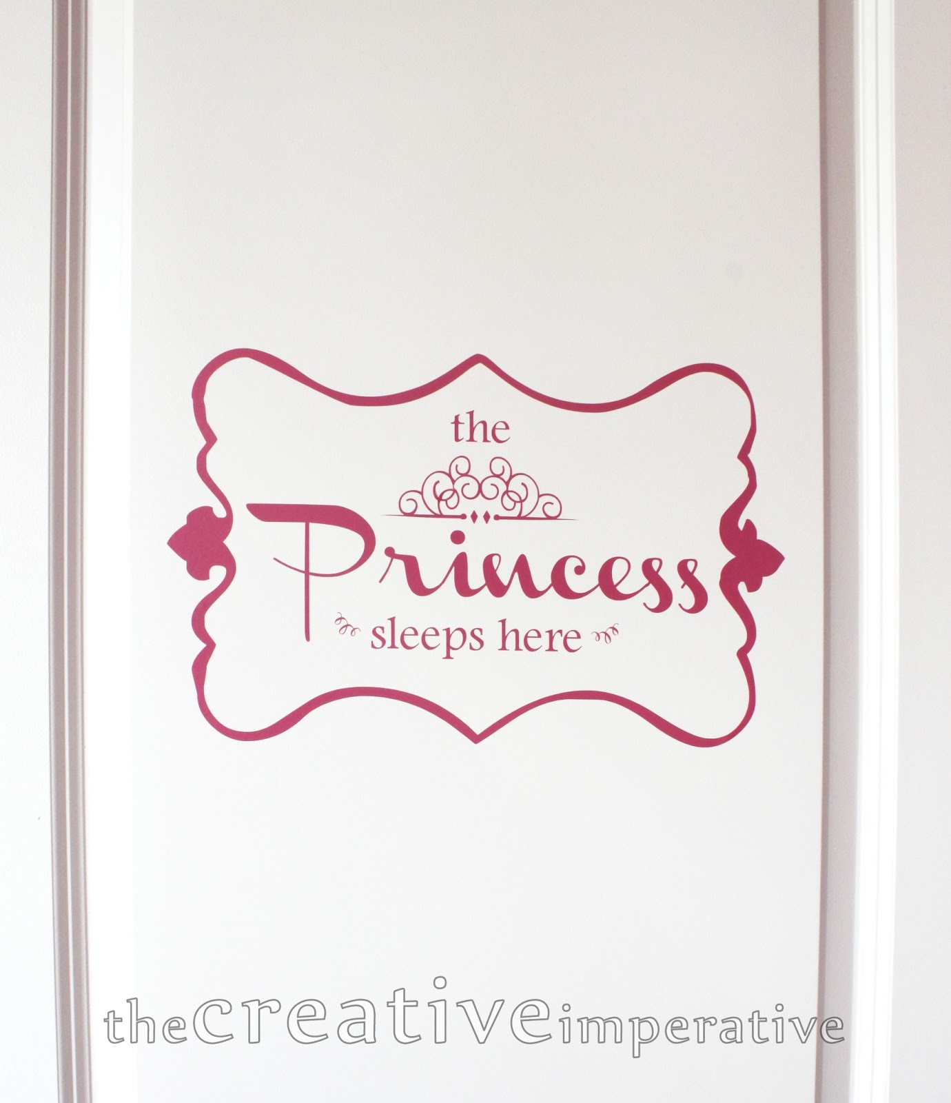 The Creative Imperative Little Girl Princess Bedroom Reveal