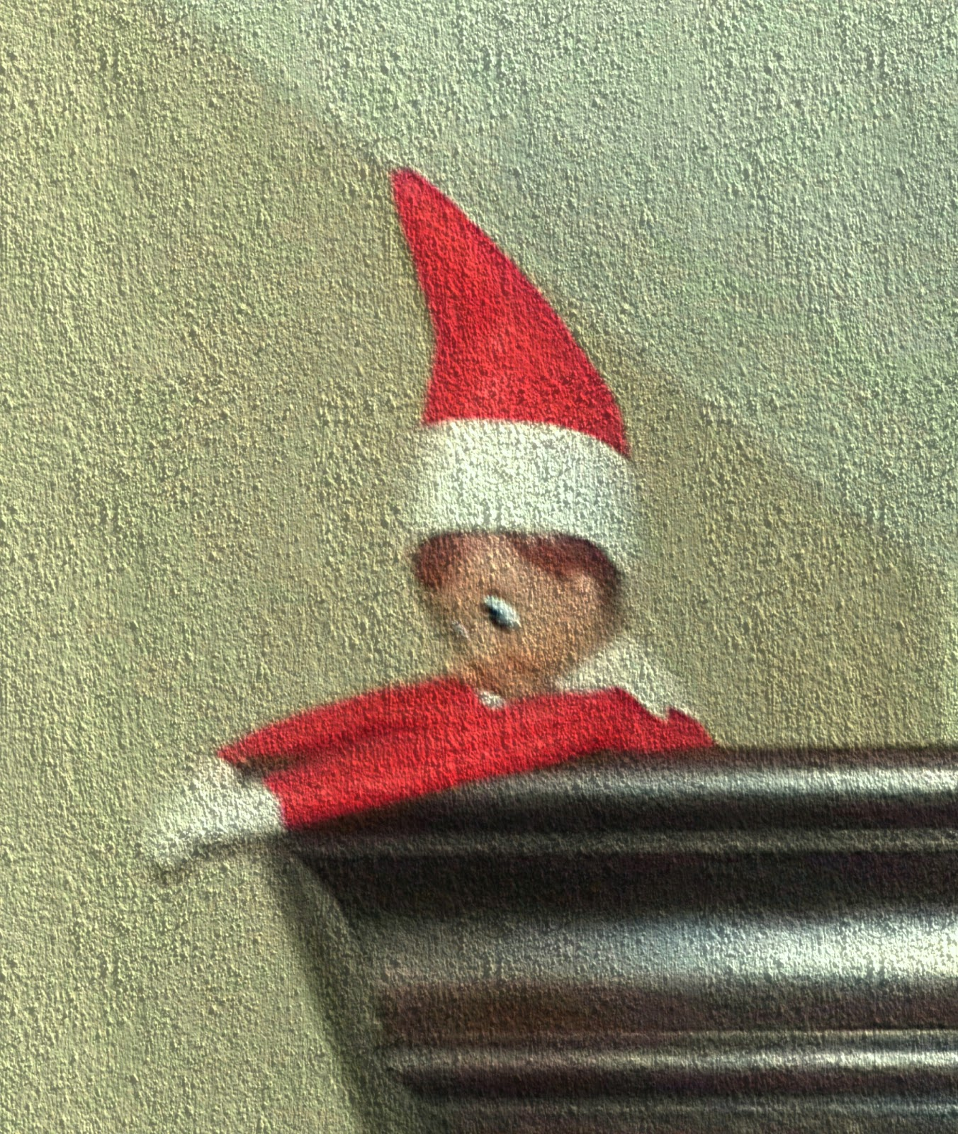 Toodles the Elf Observes Behaviors   Navigating Hectivity by Micki Bare