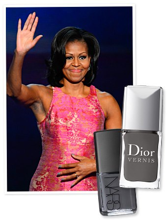 Des ongles comme Michelle Obama