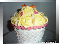Lemon Giant Cup Cake
