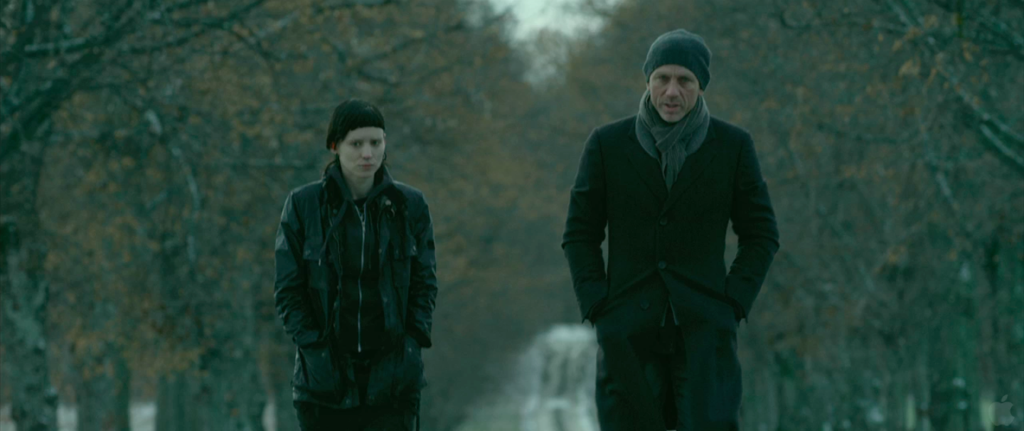 Movies with moody the girl with the dragon tattoo 2011 for The girl with the dragon tattoo movies