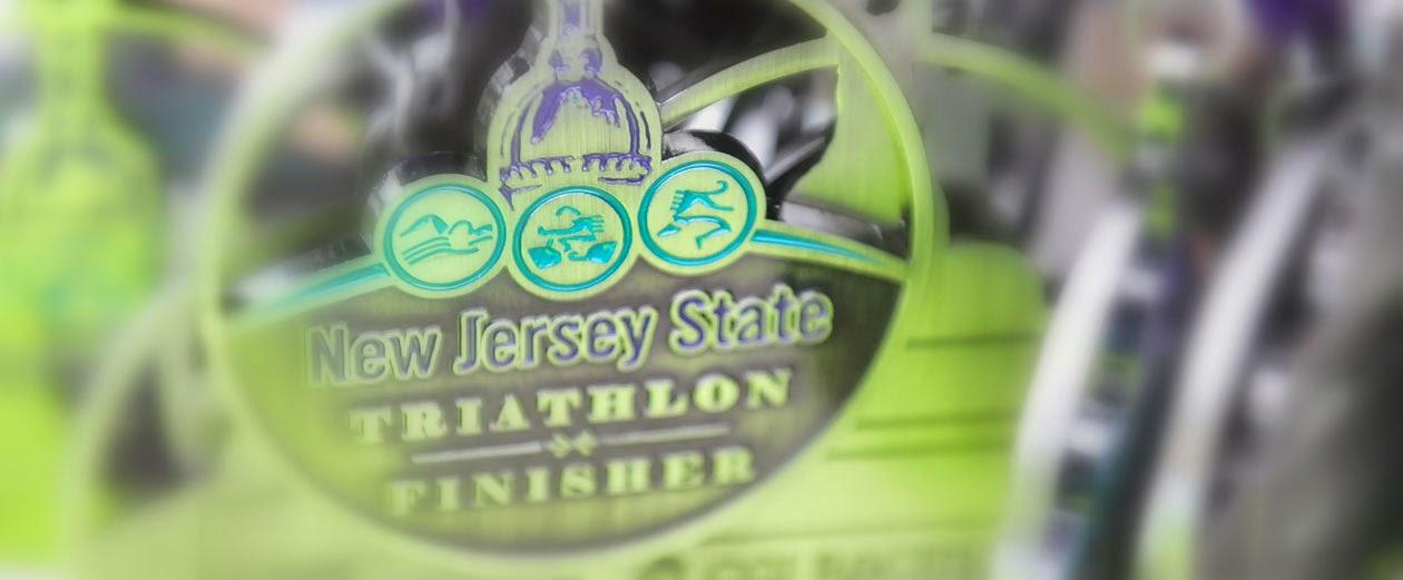 NJ State Triathlon 2014