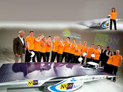 Solar Car Race Australia Past Cars